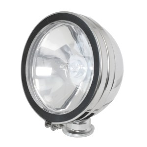 6″ Chrome Plated Off-Road Light