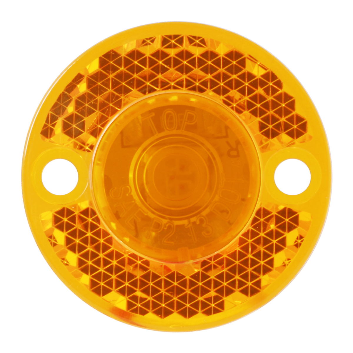 81780 Mini Surface Mount LED Light in Amber/Amber