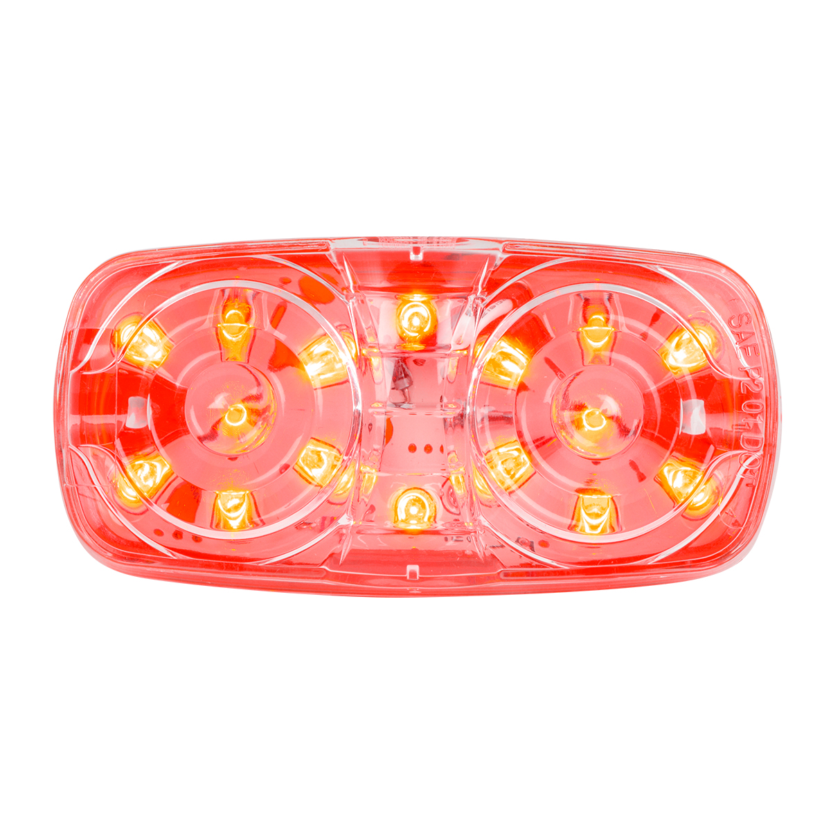 85243 Tiger Eye LED Marker Light in Amber/Amber