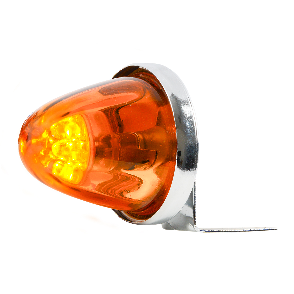 Beehive Glass Led Marker Light Grand General Auto