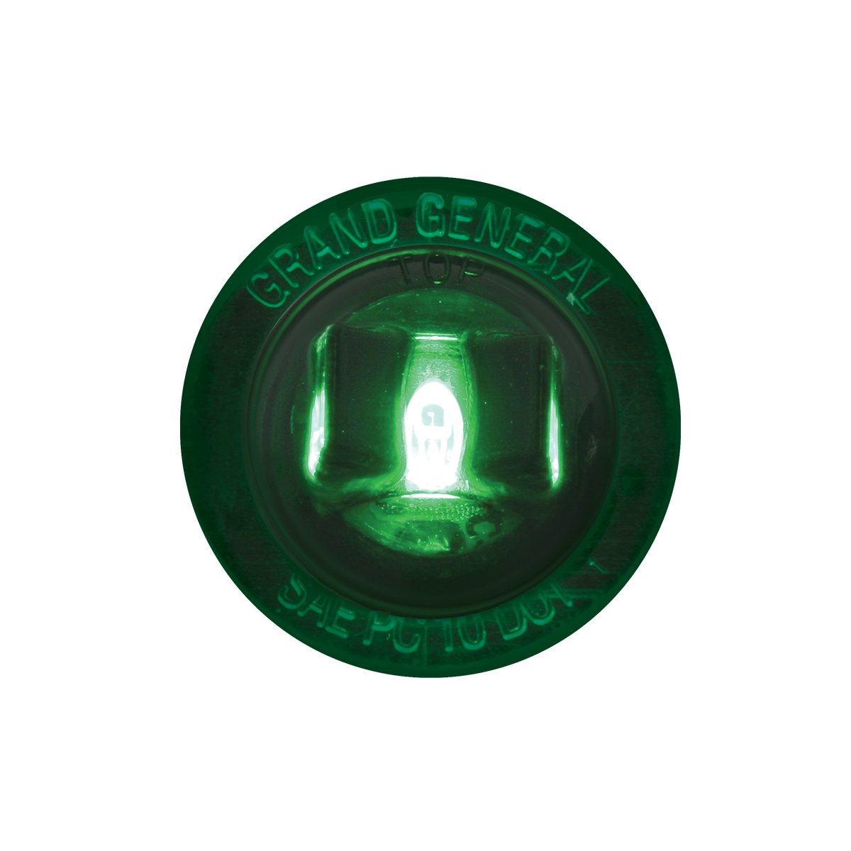 "87286 1"" Mini Push/Screw-in Wide Angle LED Light"