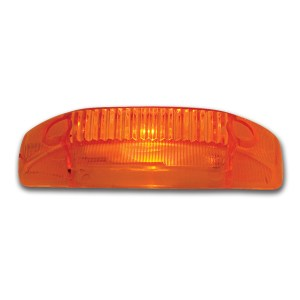 #87510 Thin Line Clearance Amber Light