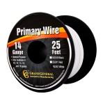 Primary Wires in 14 Gauge