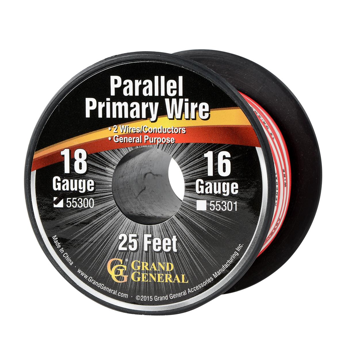 Parts 18 Gage Wire - WIRE Center •