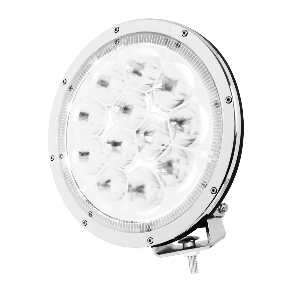 76357 Extra Large High Power LED Work/Spot/Aux/Driving/Position Light