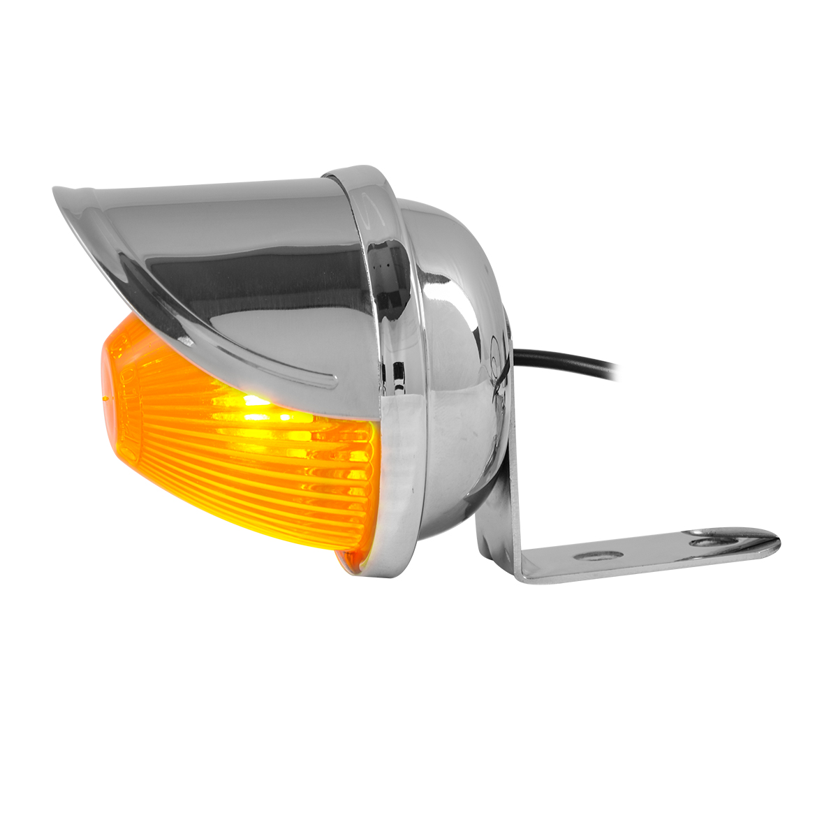 80070 Beehive Marker Light with L Bracket