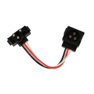 3-Pin Light Adapter Plug