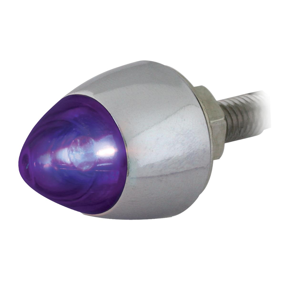 50923 Red Bullet Fastener LED Light