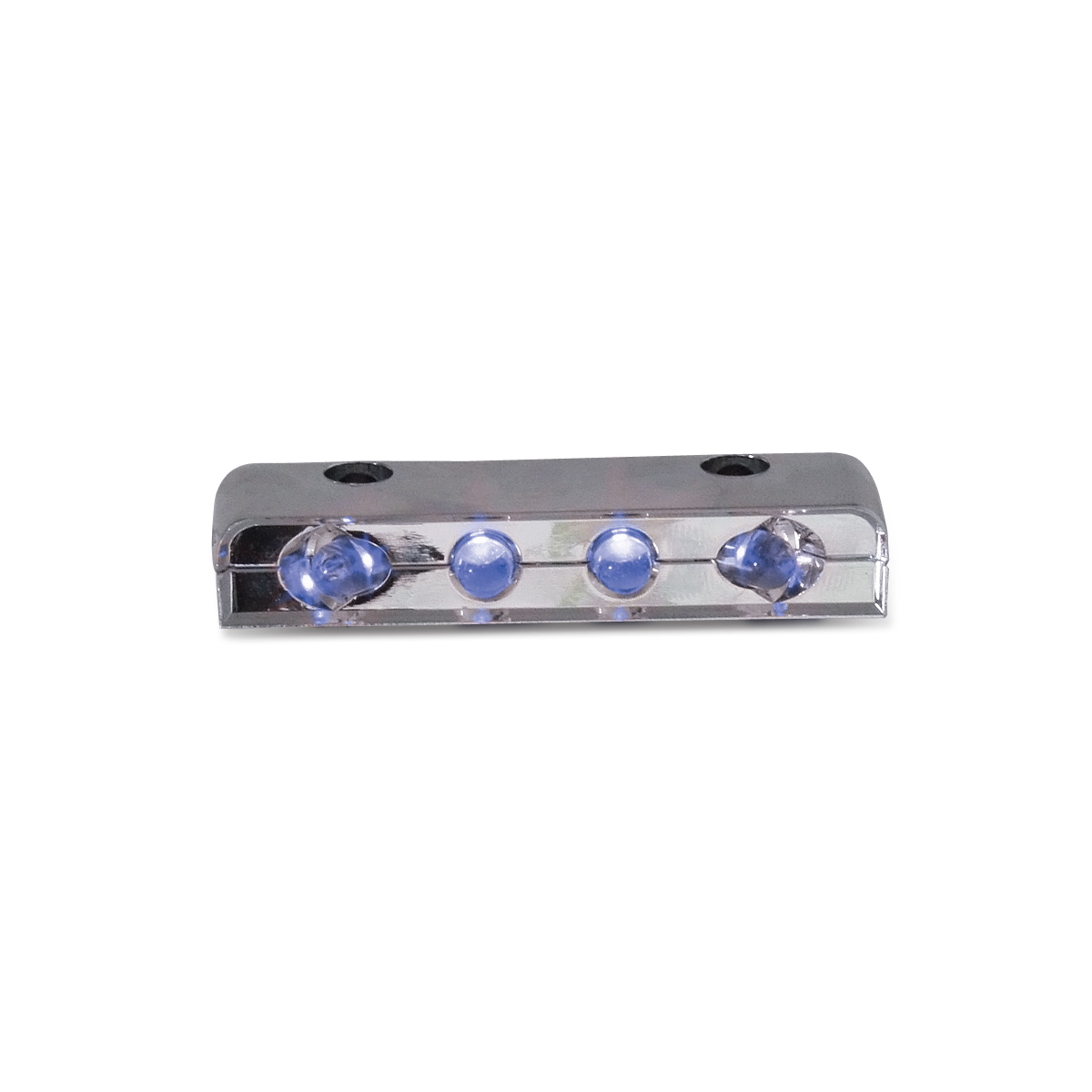 77101 Blue 4 LED Step Light