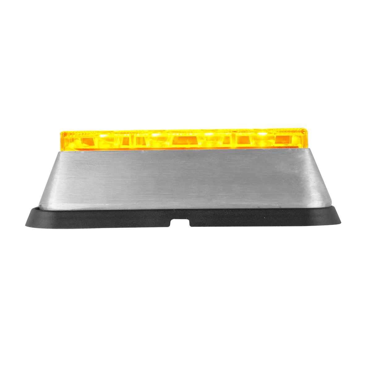 81830 Medium Rectangular 8 LED Strobe Light