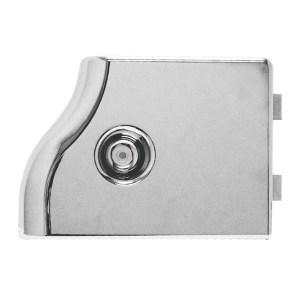 Chrome Plastic A/C Filter Door for Peterbilt