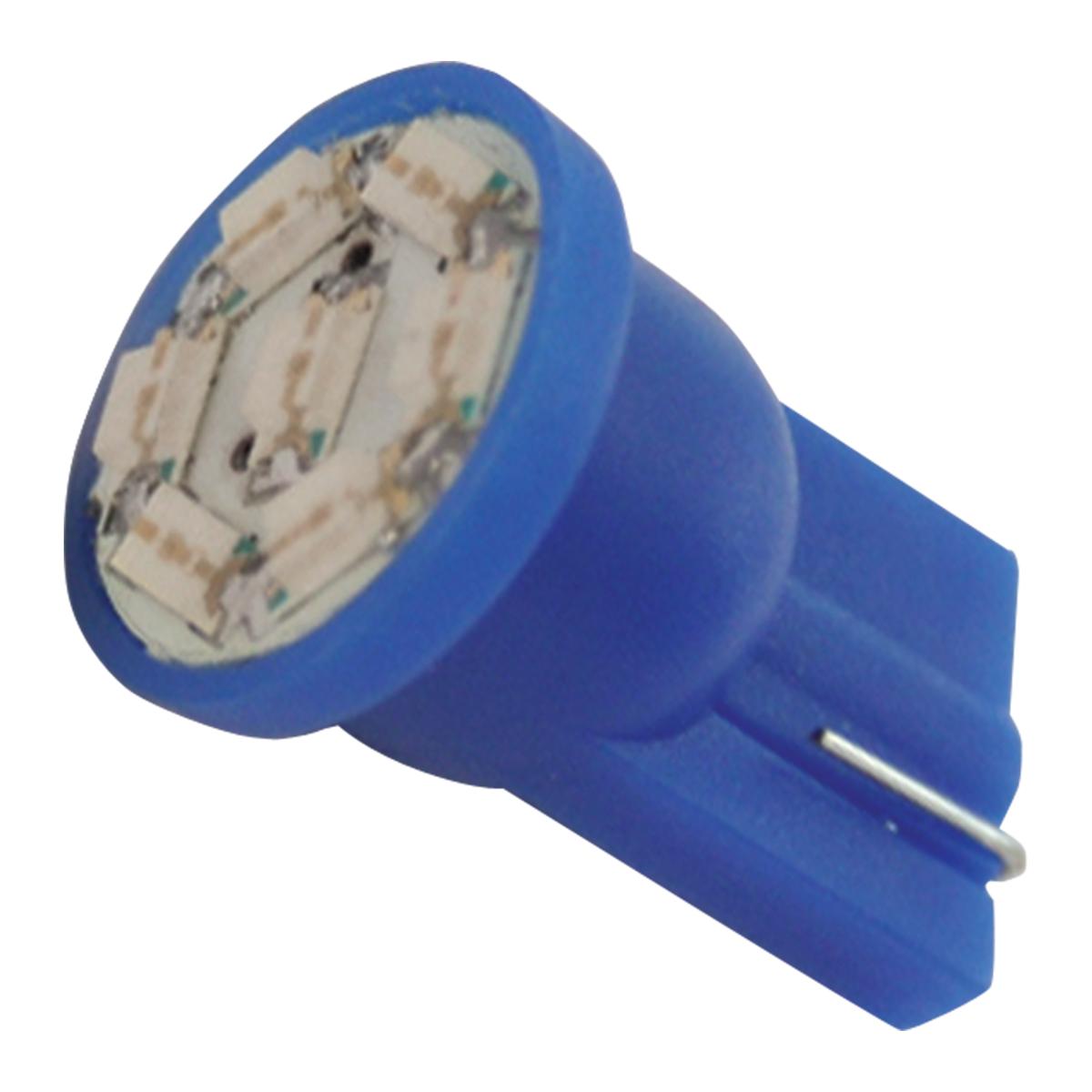 74901 Blue 194/168 Dome Type 7 LED Light Bulb