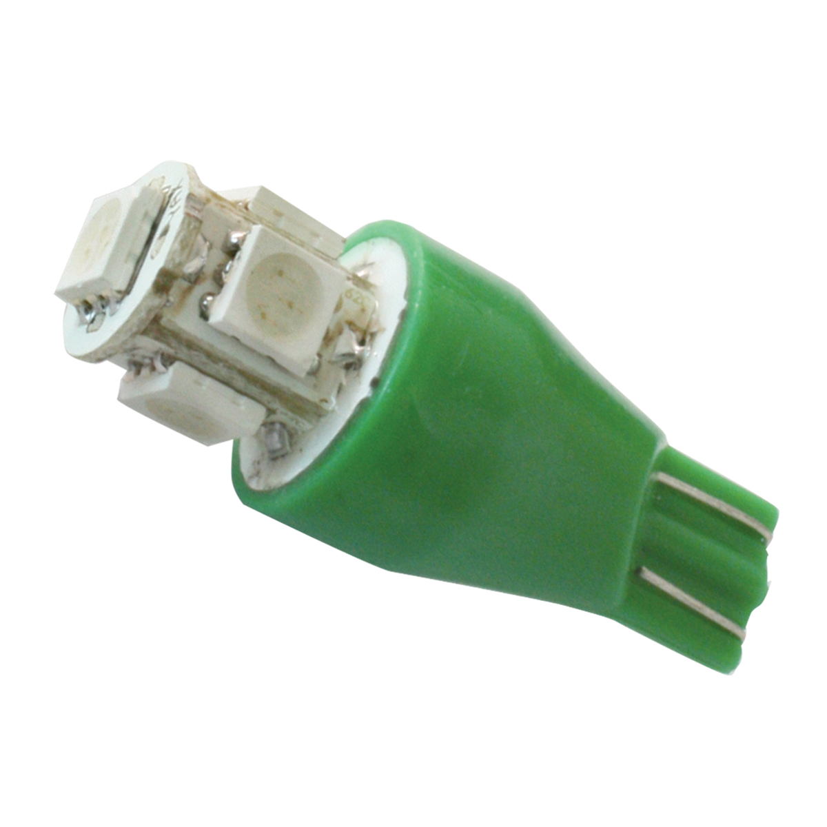 74932 Green 921/912 Tower Style 5 LED Light Bulb