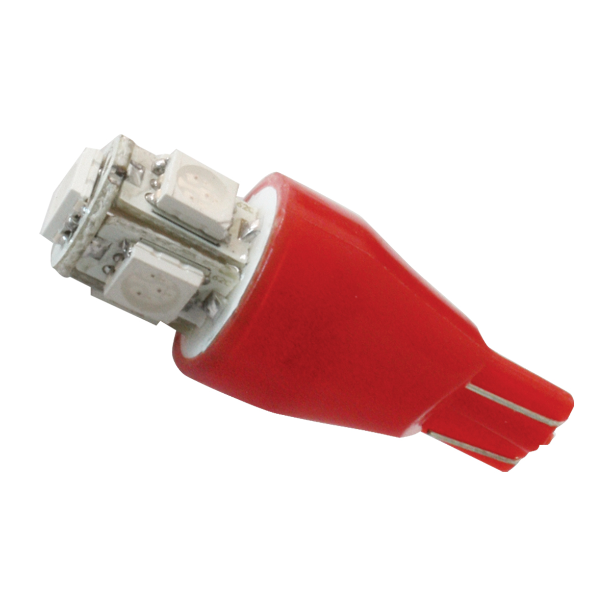 74933 Red 921/912 Tower Style 5 LED Light Bulb