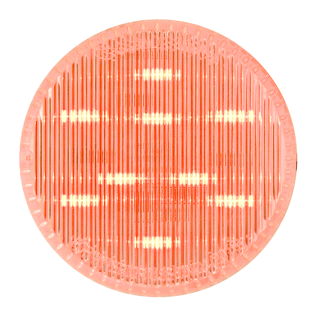 """75993 2-1/2"""" Round Dual Function Light"""