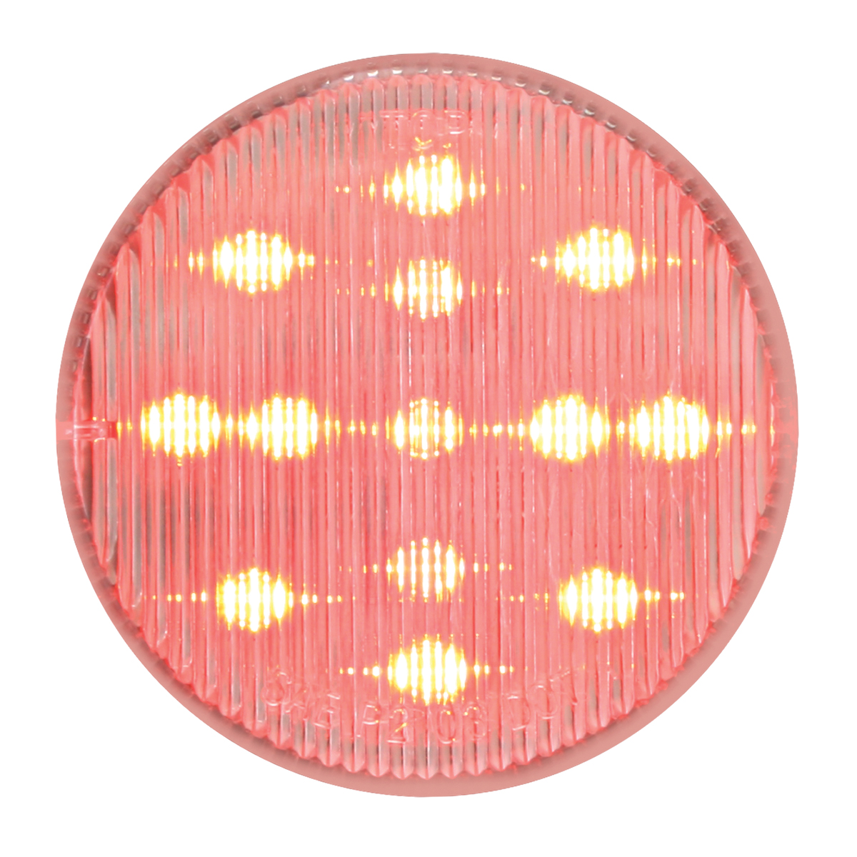 "79318 2-1/2"" Round Fleet Marker Light"