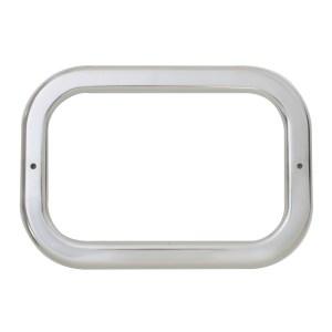 Grommet Cover w/o Visor for 5.25″ Large Rectangular Light