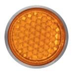 5/8″ Round Screw Type Mini Reflector