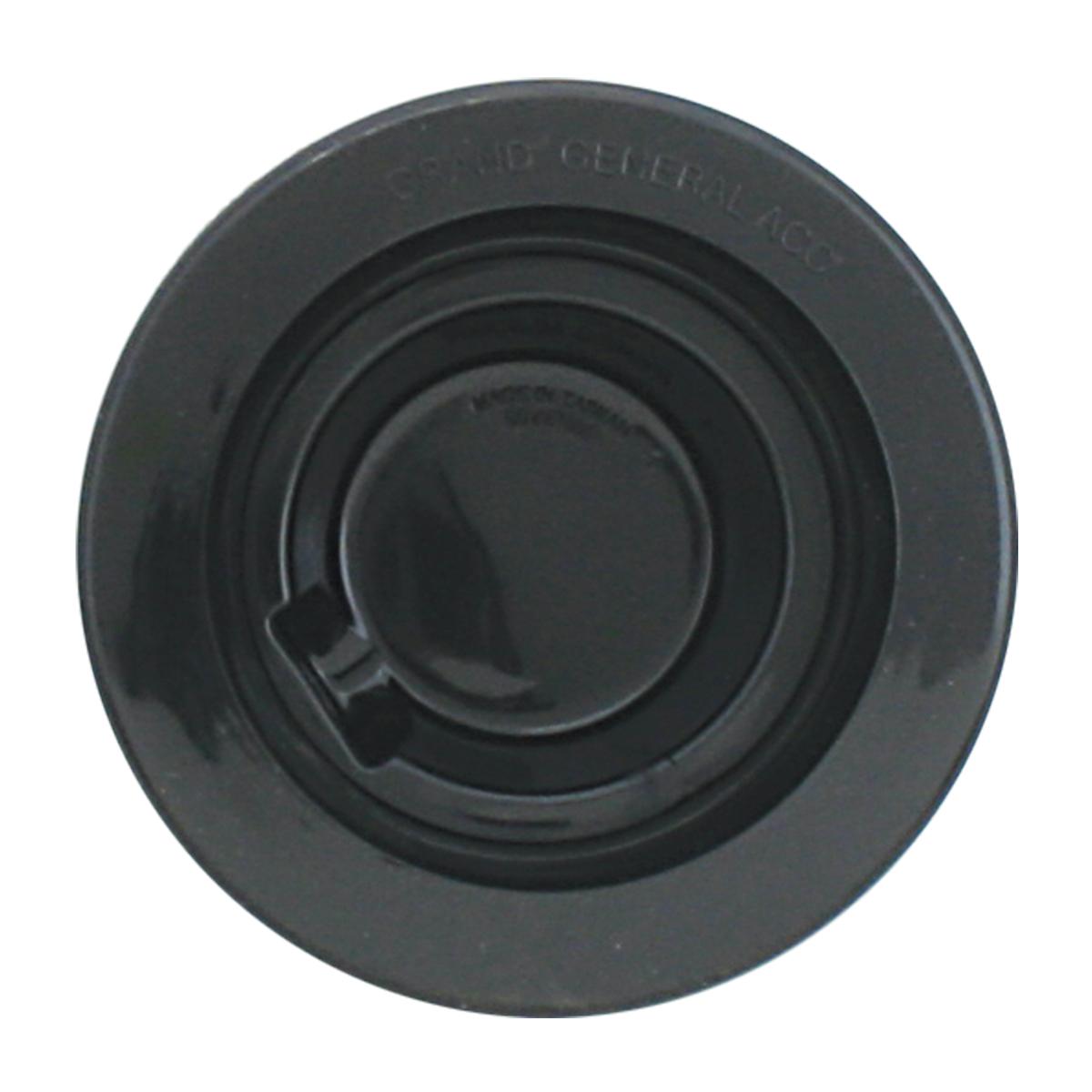 "81005 2-1/2"" Closed Back Rubberized Vinyl Grommet"