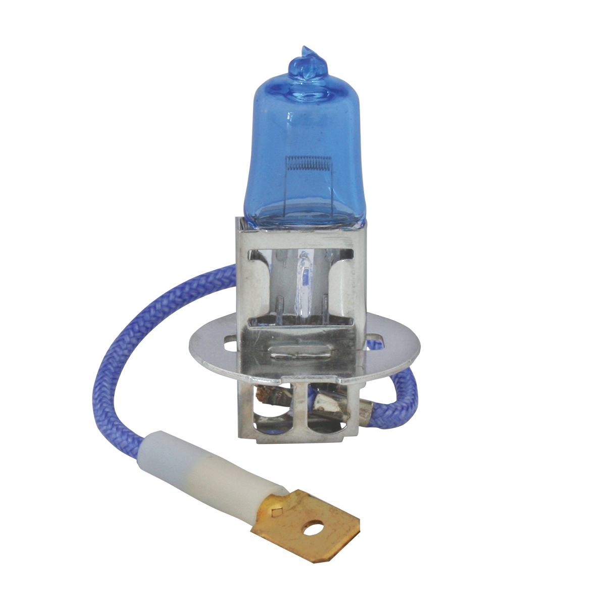 Icy Blue H3 Headlight Halogen Bulb