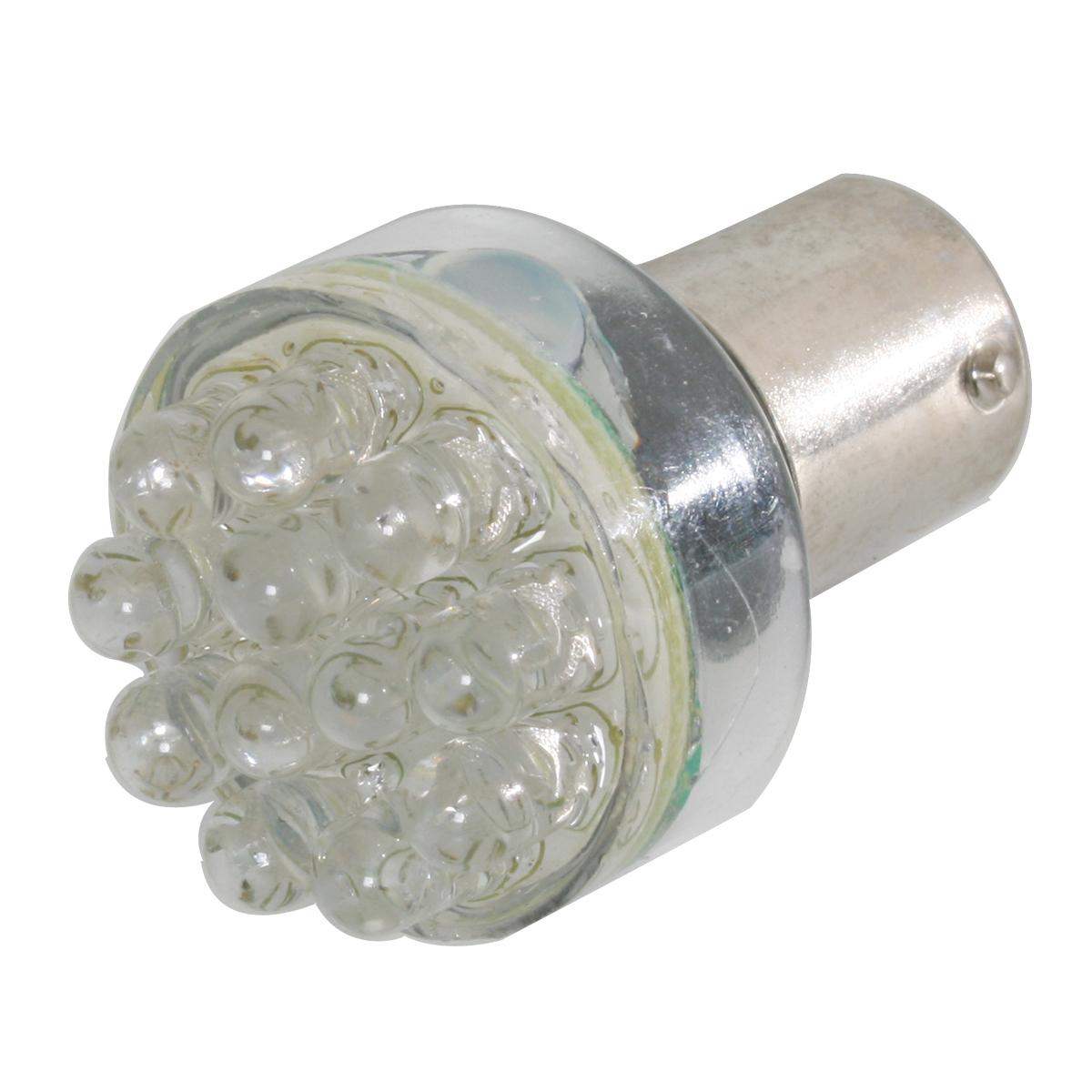 83904 White 1156 Single Directional 12 LED Light Bulb