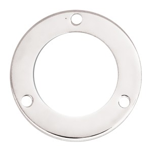 Stainless Steel Security Ring for 2″ Round Light