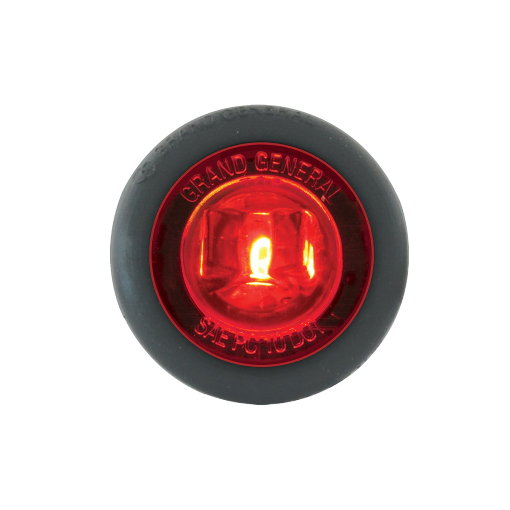 1 Quot Dia Mini Push Screw In Wide Angle Led Marker Light W