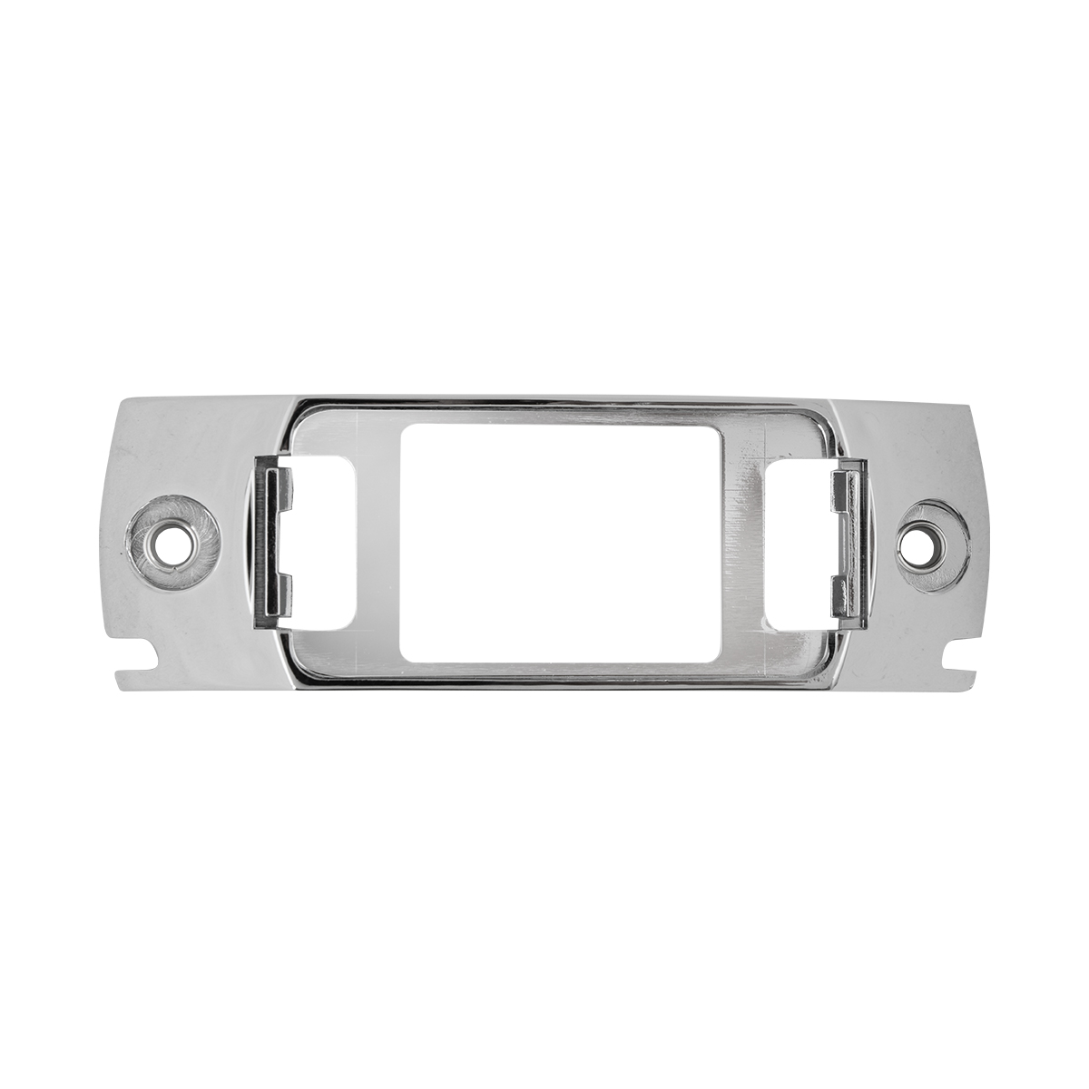 87669 Adapter Mount Rail Style Bracket for Small Rectangular Light