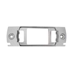 Adapter Mount Rail Style Bracket for Small Rectangular Light