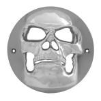 Skull Bezel for 4″ Round Light
