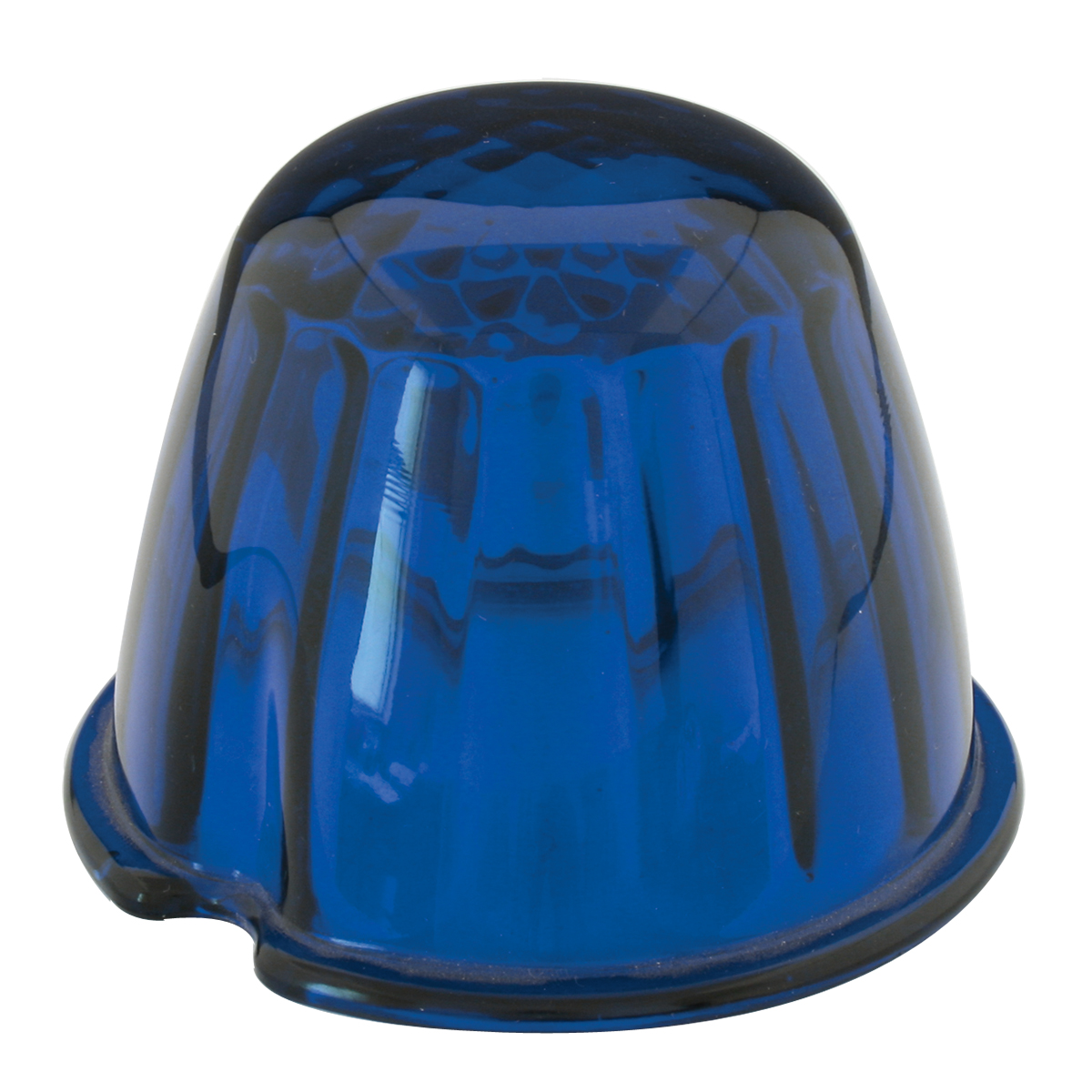 #92002 Reflector Blue Glass Lens