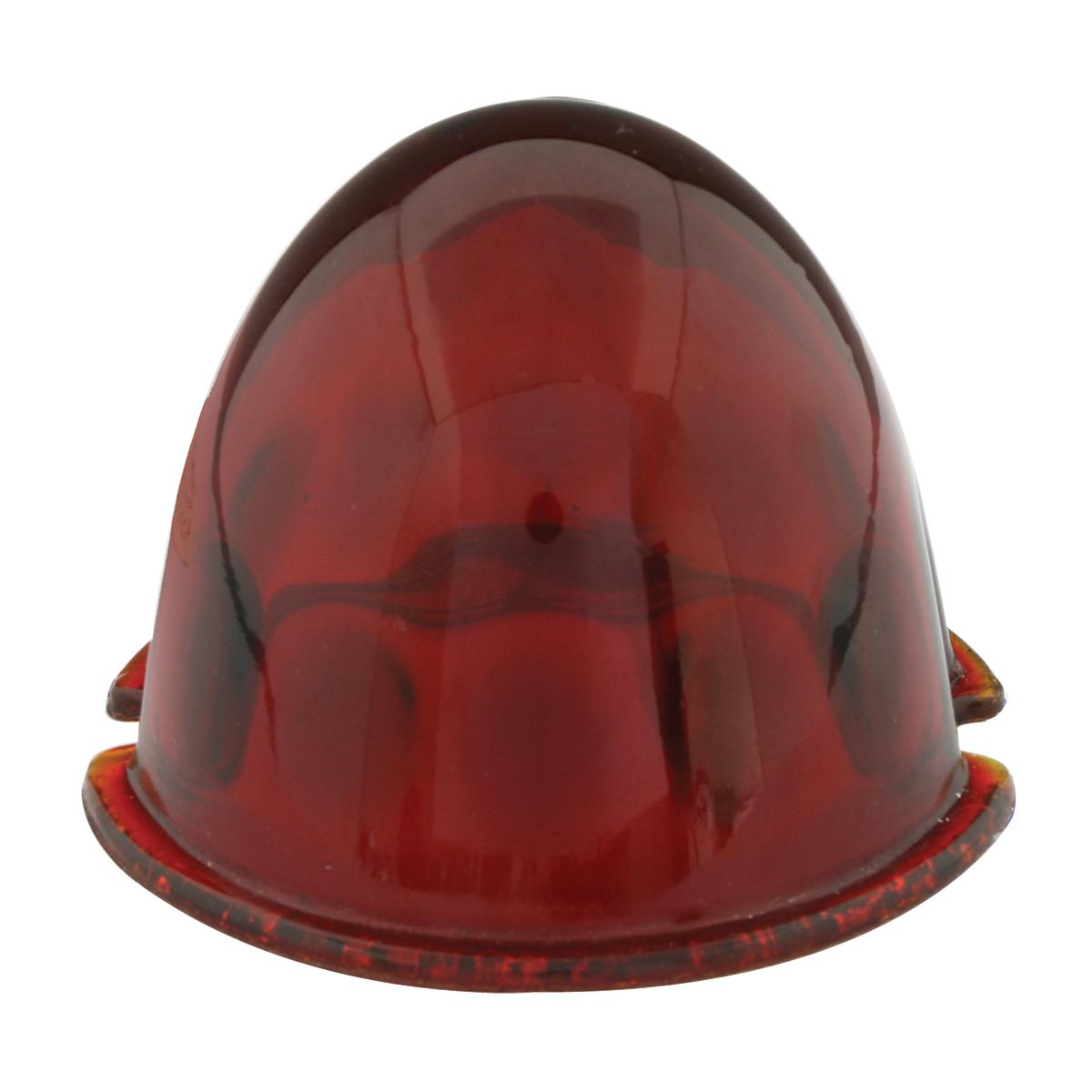 #92508 Regular Red Glass Lens