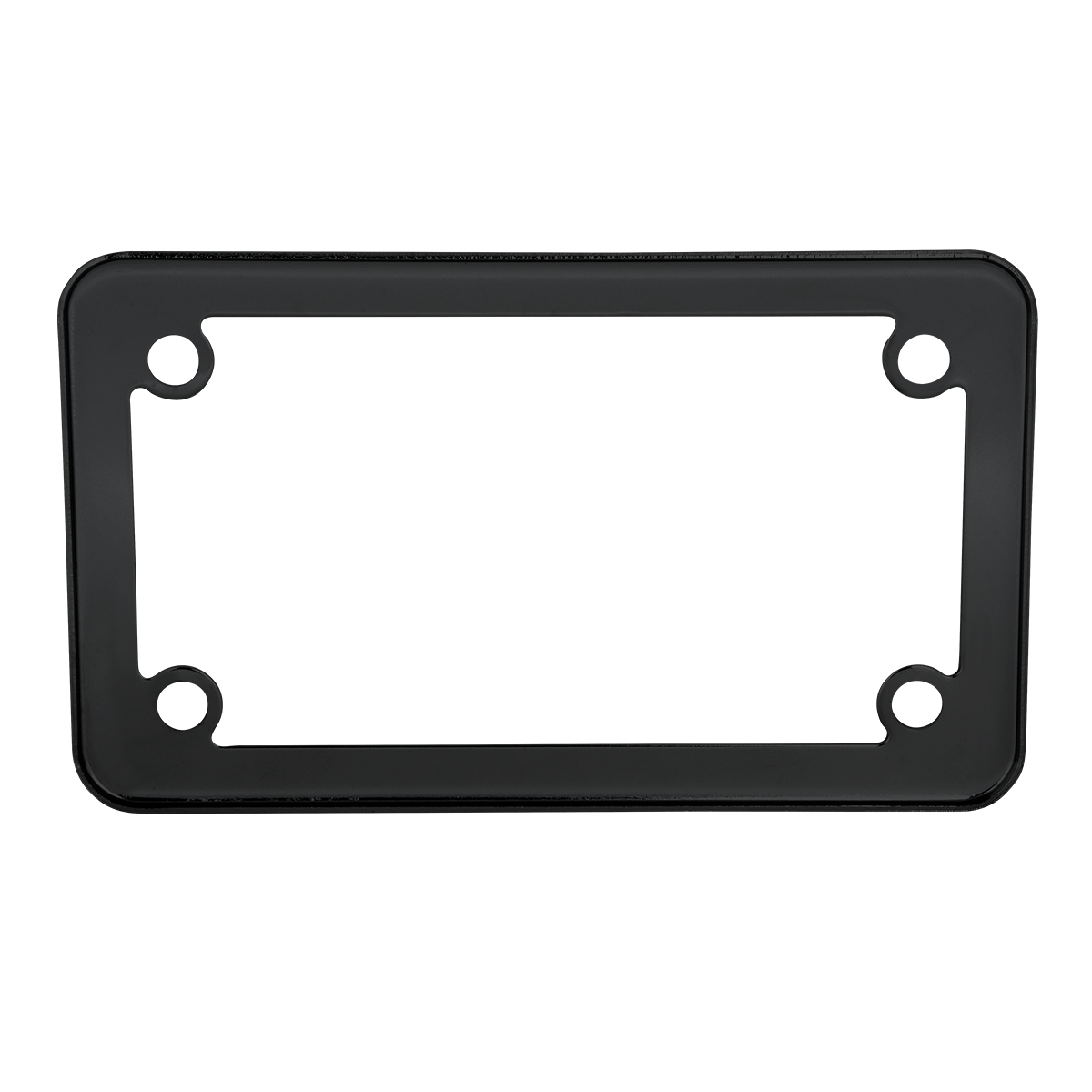 60394 Motorcycle License Plate Frames