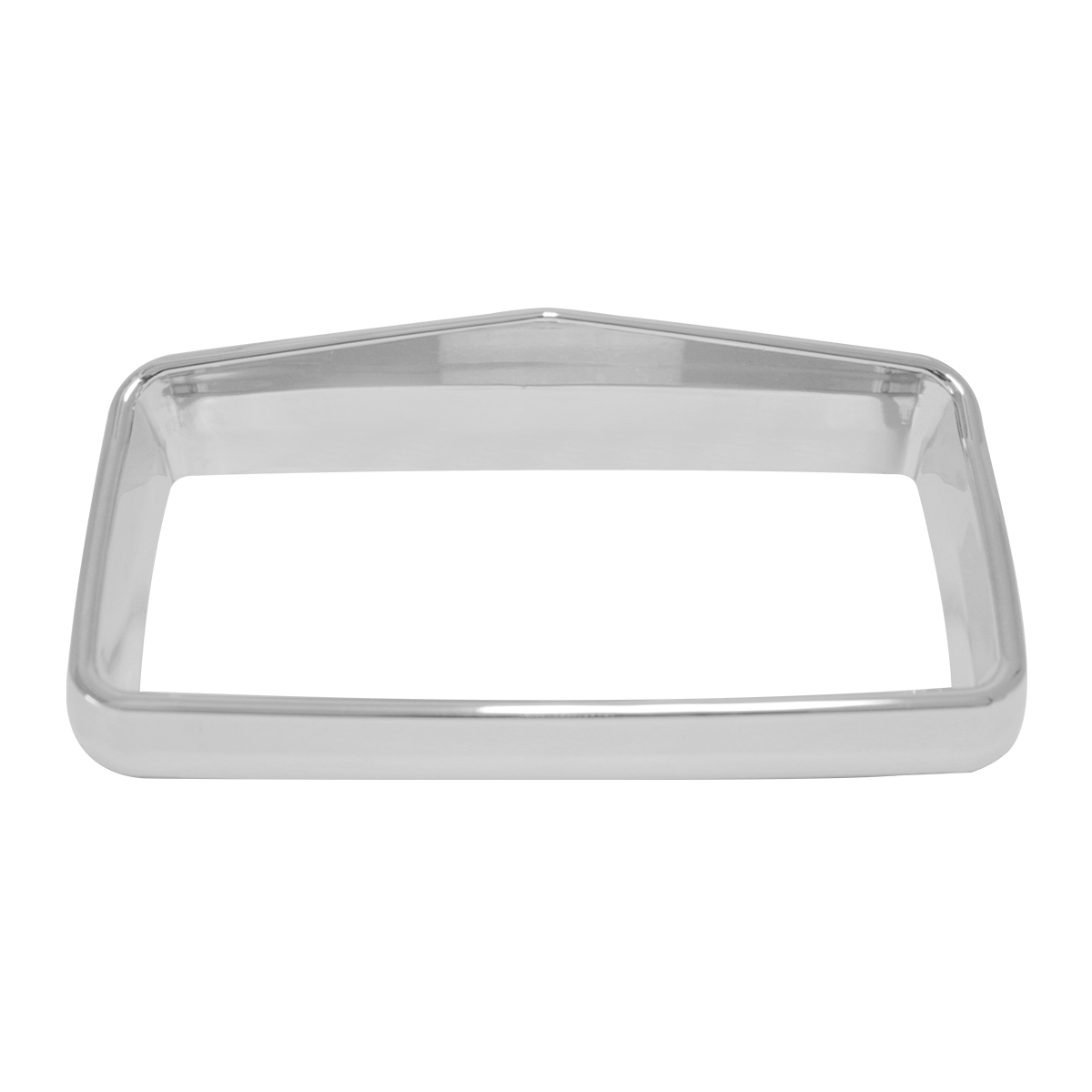 52012 Center Dash Instrumental Bezel w/ Visor for Peterbilt 2006 & Later