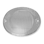 Exterior Oval CB Speaker Cover for Peterbilt & Kenworth