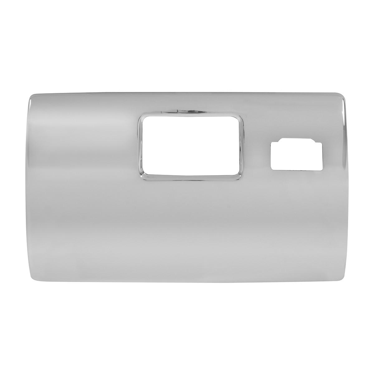 67950 Glove Box Trim w/ Emblem Hole for Peterbilt 370 Series 2000 to 2005