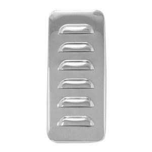 Exterior Vent Door Cover Louver Style for Peterbilt