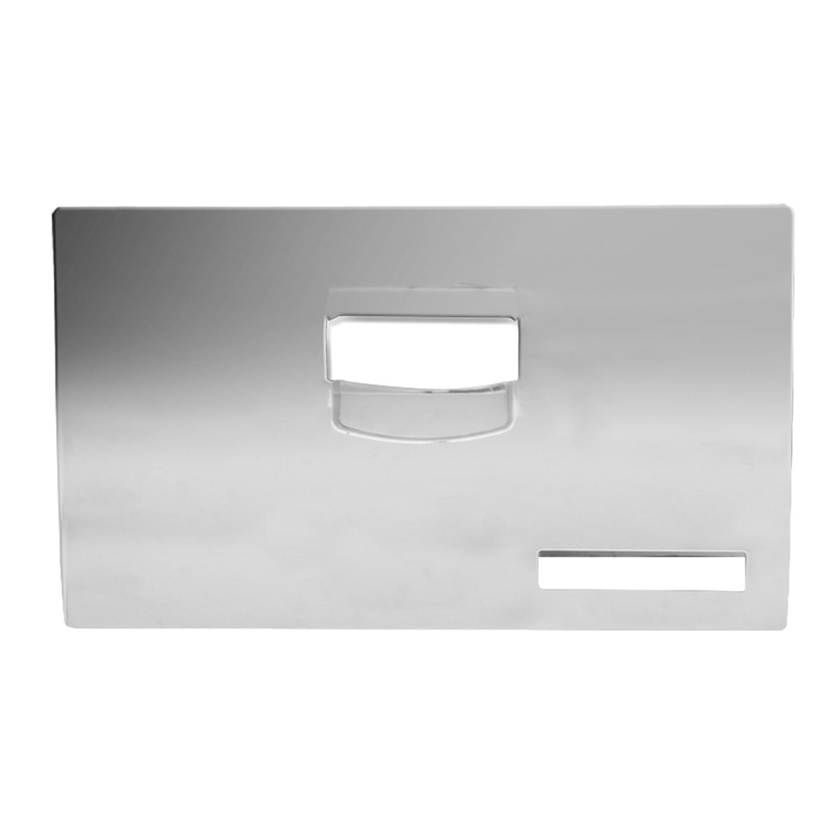 GG Grand General 66992 Chrome Plastic Glove Box Latch Trim for Kenworth 2002-05