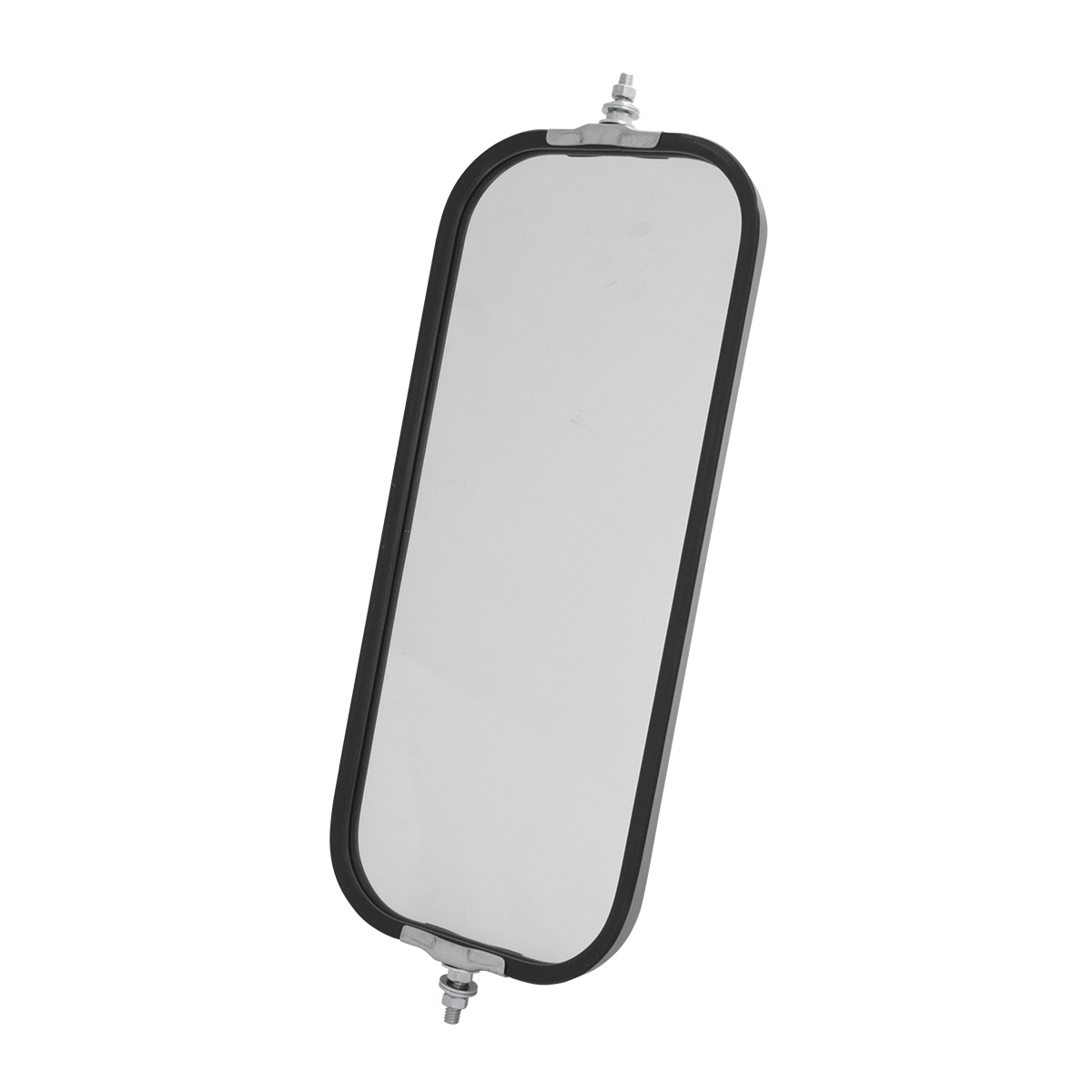33091 West Coast Mirror in OEM Style with Ribbed Back