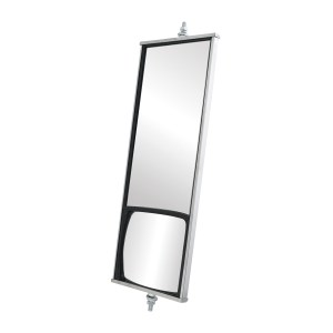 West Coast Mirror in Convex and Flat Combination