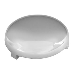 Chrome Plastic Interior Vinyl Button Cover Set for Freightliner & International