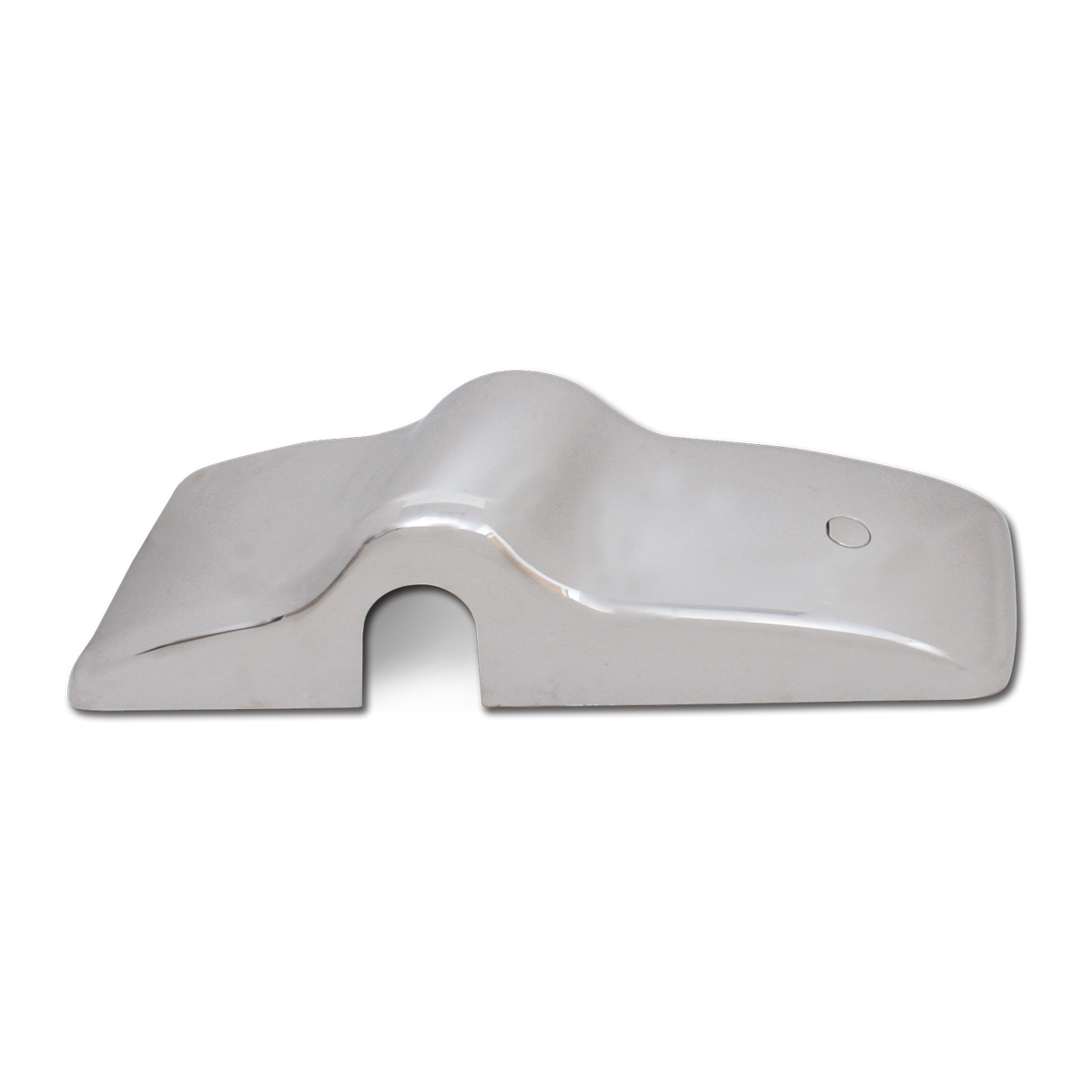 67812 Chrome Plastic Exterior Door Mirror Bracket Cover for Freightliner