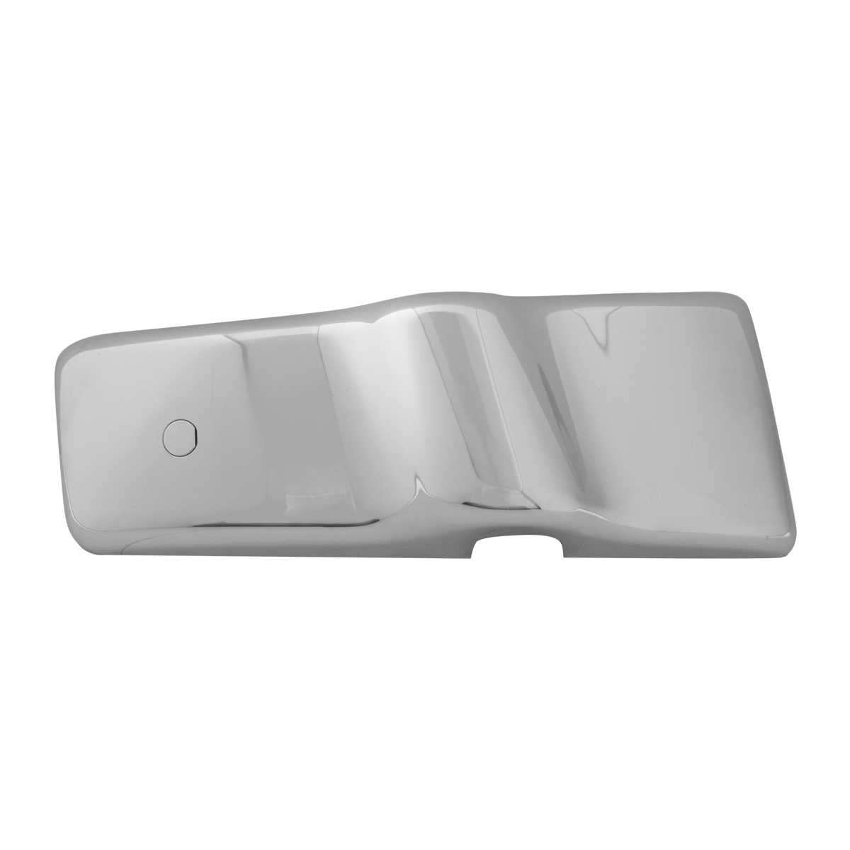 67813 Chrome Plastic Exterior Door Mirror Bracket Cover for Freightliner