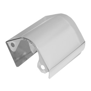 Stainless Steel Hand Brake Line Cover for Freightliner