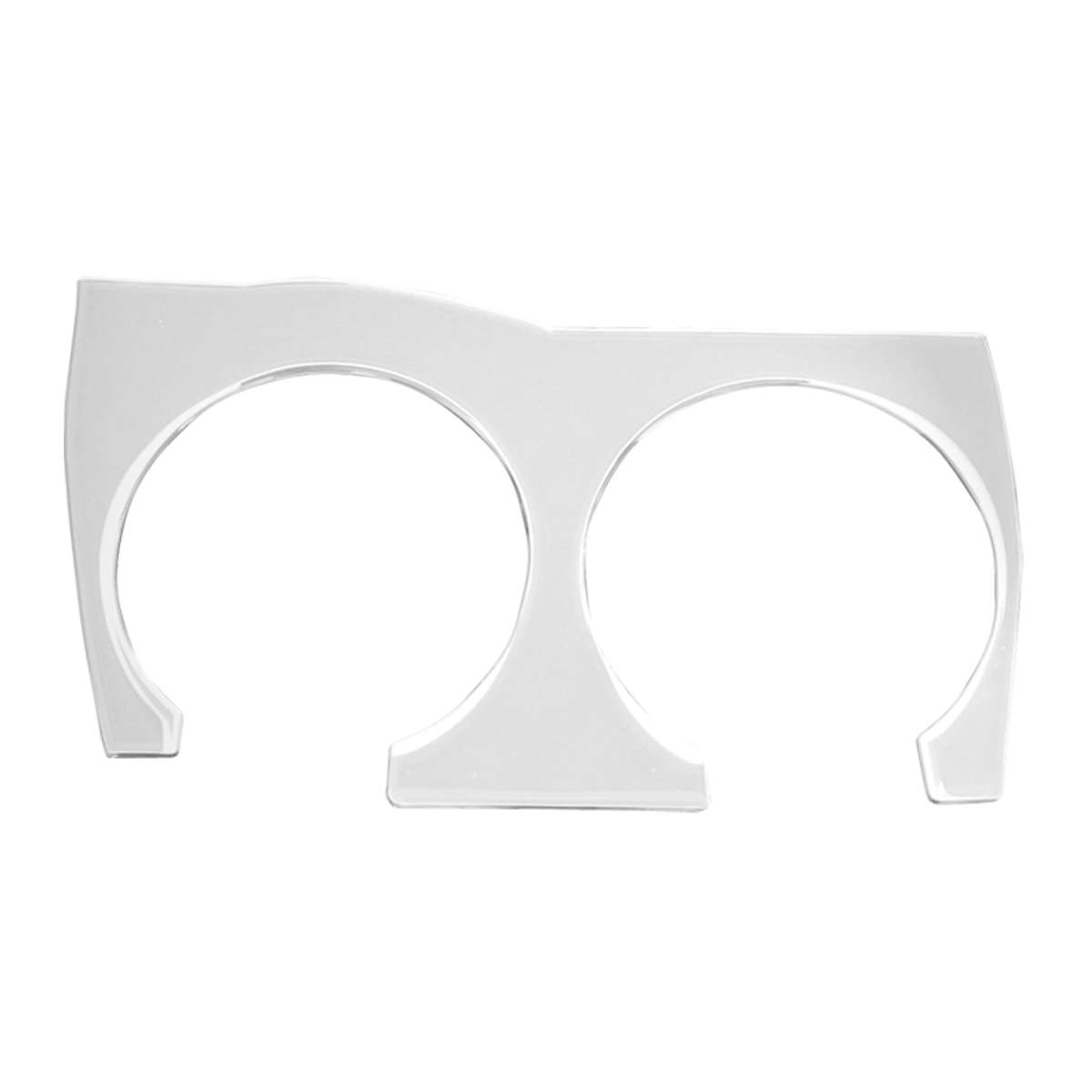68918 Cup Holder Trim for Kenworth W & T
