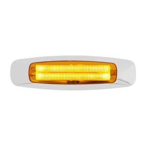 5-3/4″ Dual Function Rectangular Prime LED Light