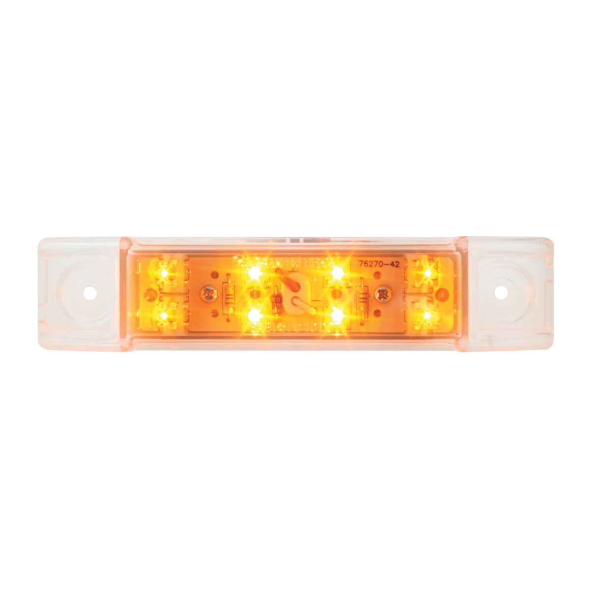 75171 Rectangular Wide Angle Dual Function LED Light