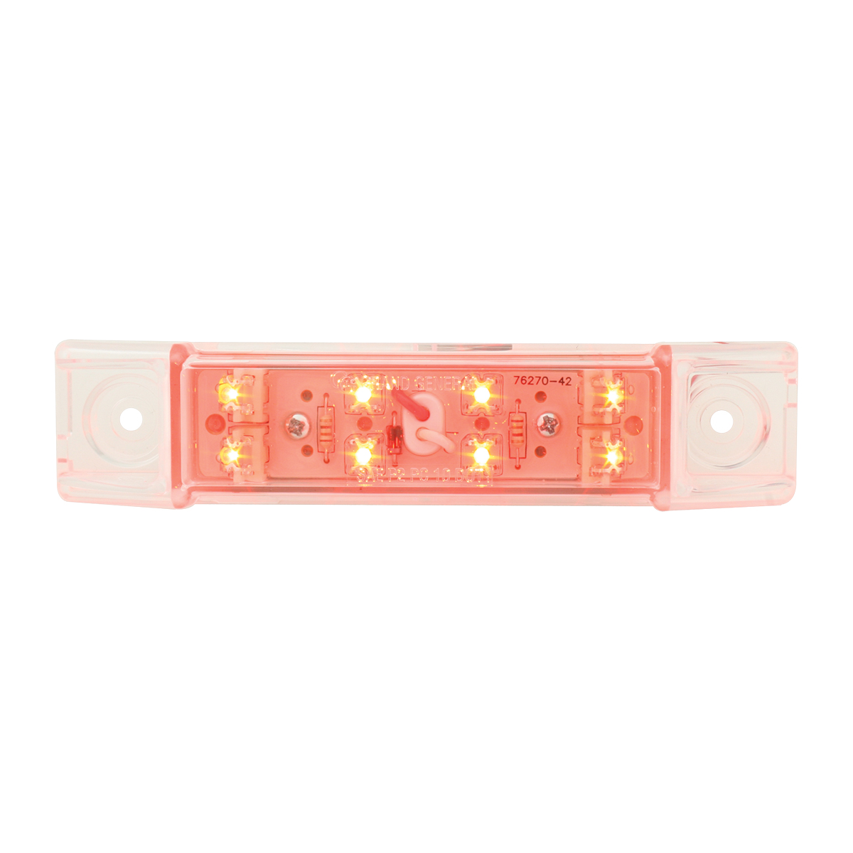 75173 Rectangular Wide Angle Dual Function LED Light
