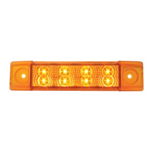 Rectangular Spyder Dual Function LED Light