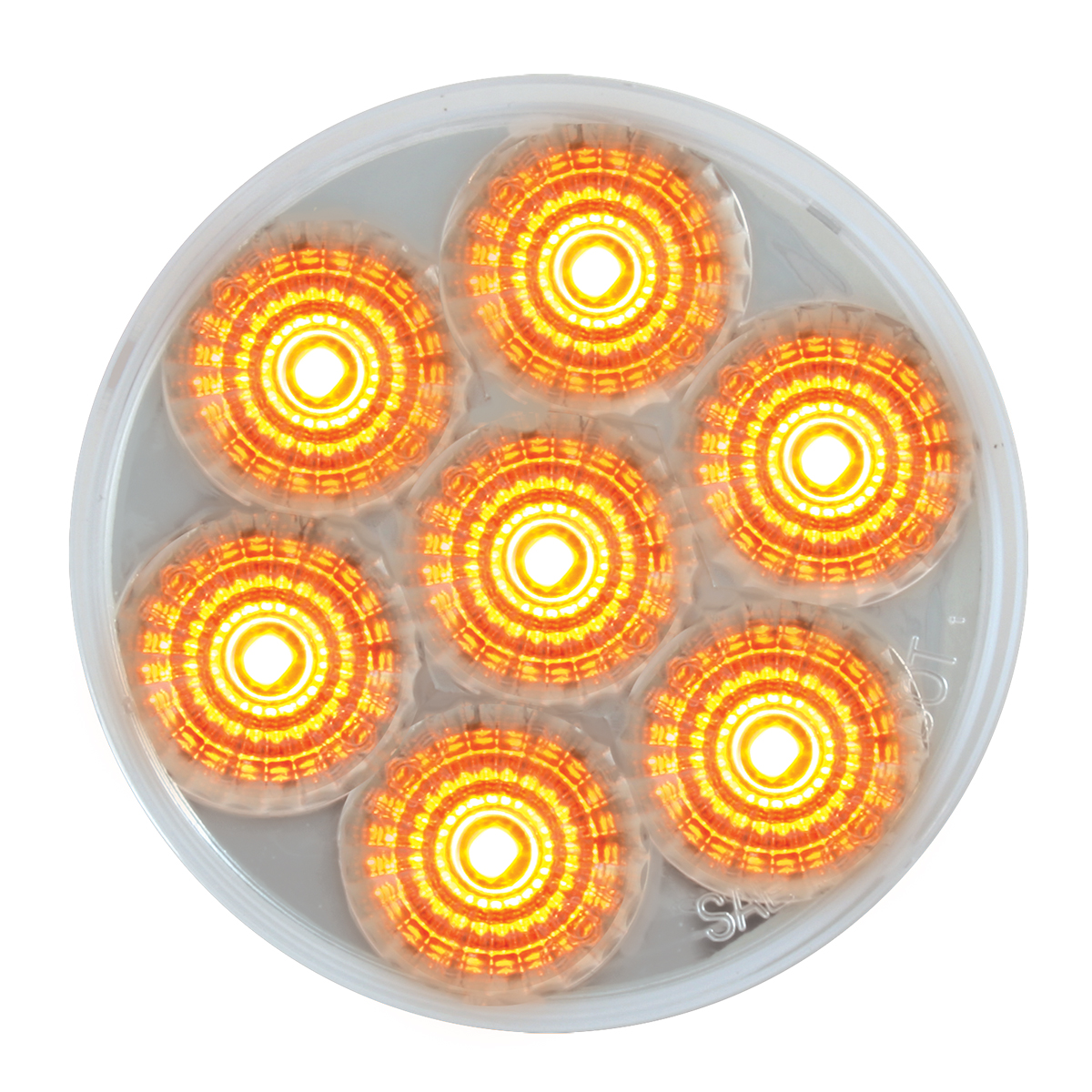 "76666 2-1/2"" Dual Function Spyder LED Light"